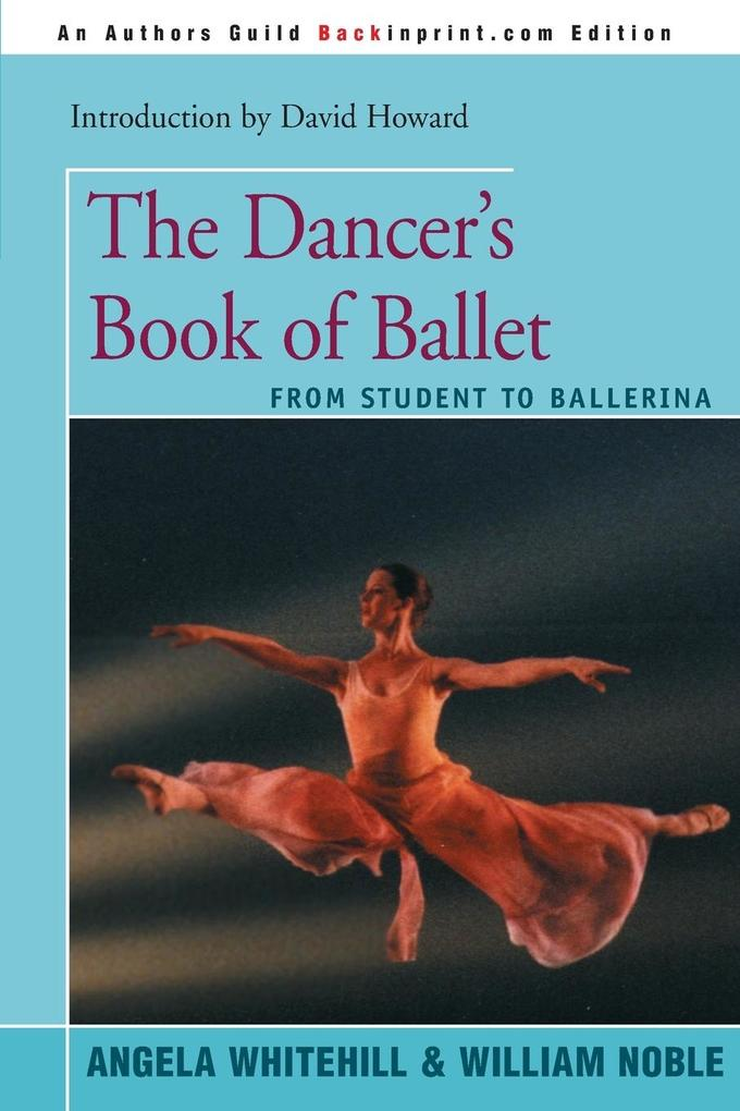 The Dancer's Book of Ballet als Taschenbuch