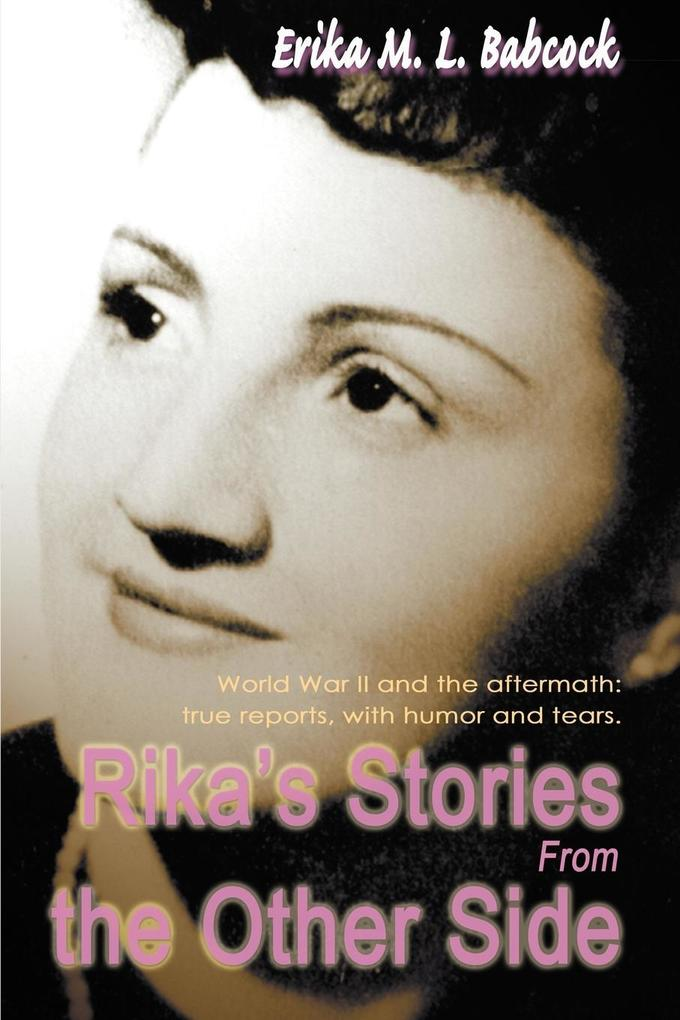 Rika's Stories from the Other Side als Taschenbuch