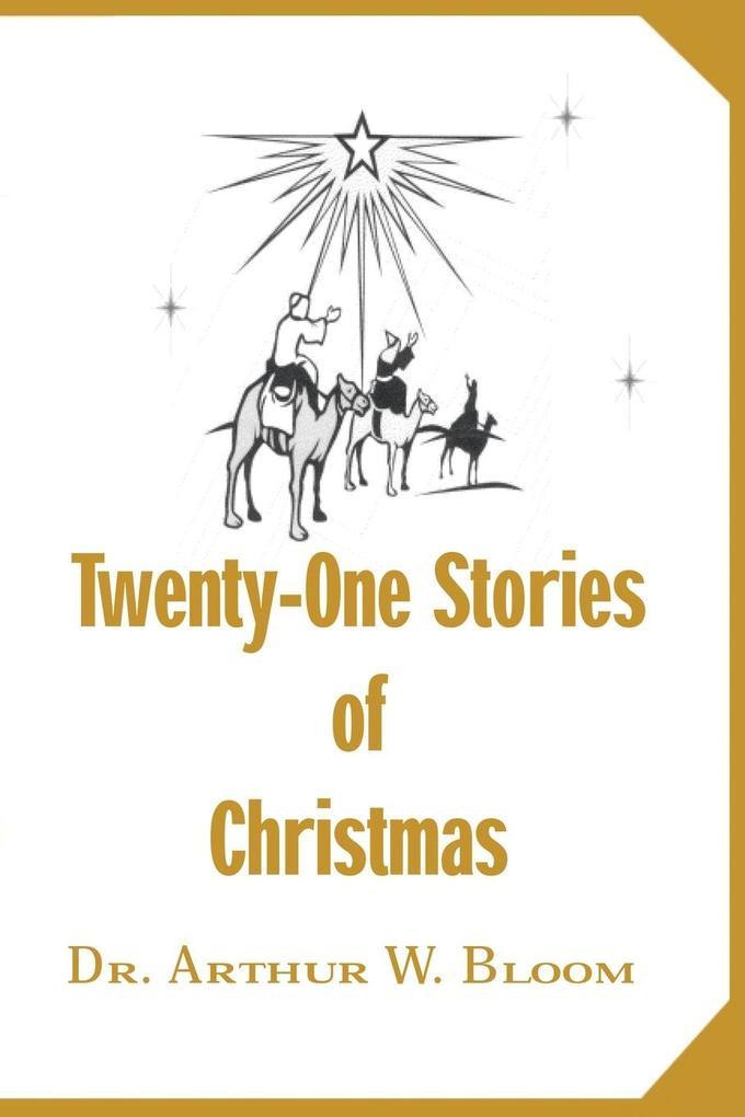 Twenty-One Stories of Christmas als Taschenbuch