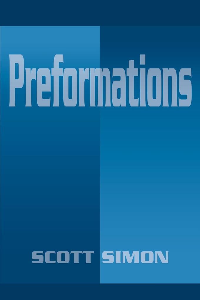 Preformations als Taschenbuch