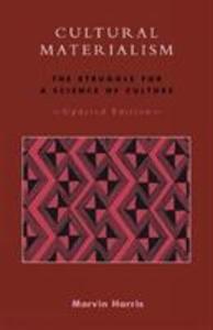 Cultural Materialism als Taschenbuch
