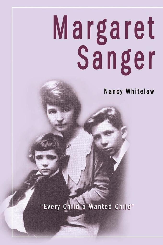 Margaret Sanger als Buch (kartoniert)