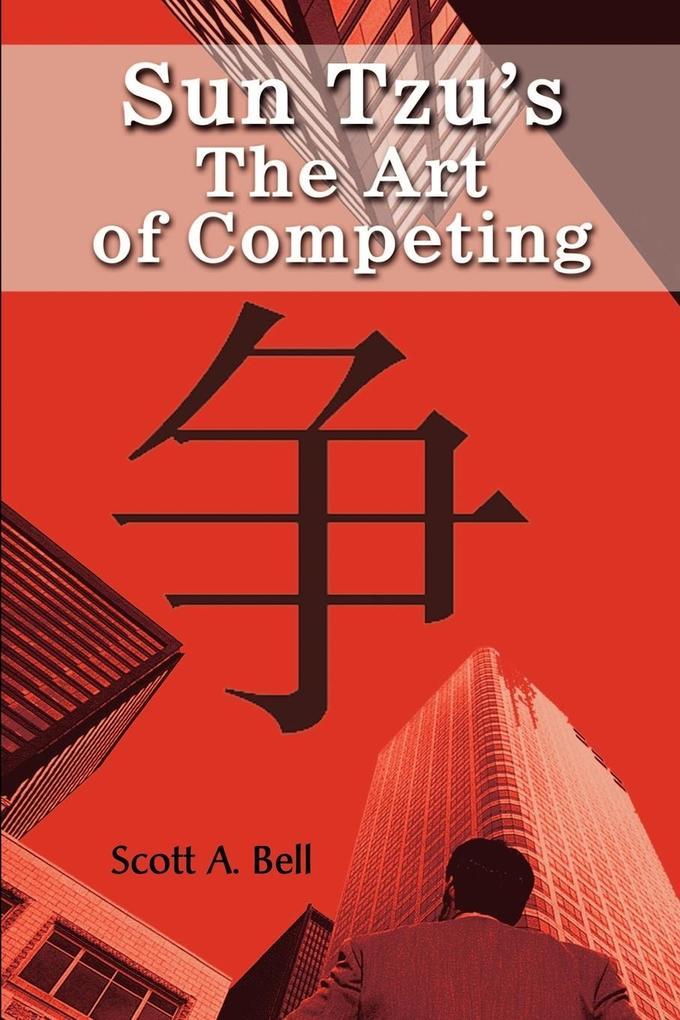 Sun Tzu's The Art of Competing als Taschenbuch
