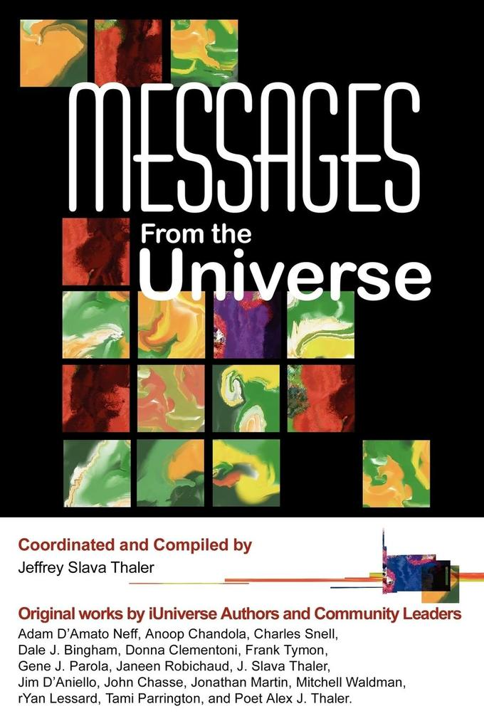 Messages From the Universe als Taschenbuch