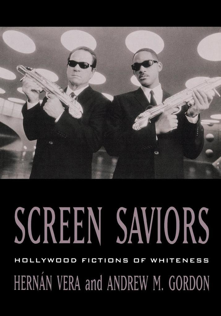 Screen Saviors als Buch (kartoniert)