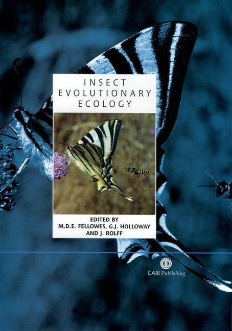 Insect Evolutionary Ecology: Proceedings of the Royal Entomological Society's 22nd Symposium als Buch (gebunden)