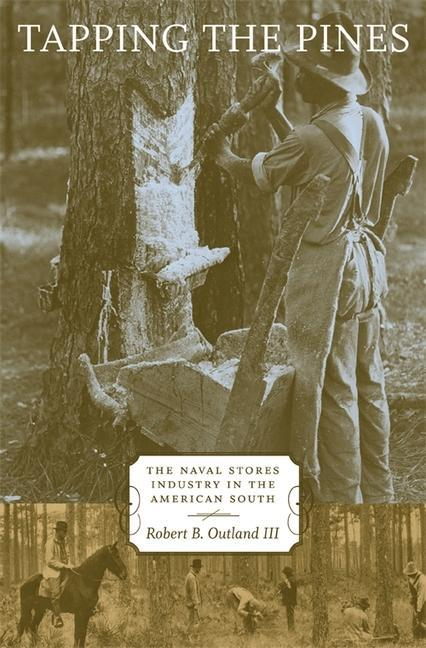 Tapping the Pines: The Naval Stores Industry in the American South als Buch (gebunden)