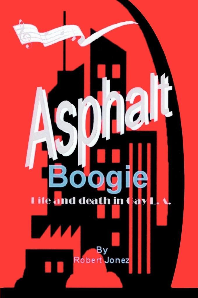 Asphalt Boogie als Taschenbuch