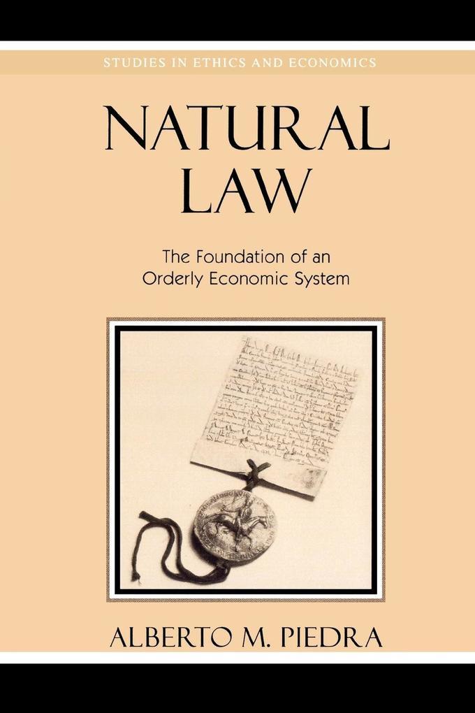 Natural Law als Taschenbuch