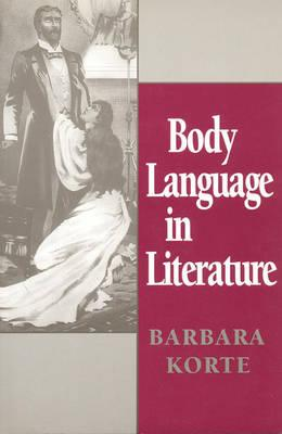 Body Language in Literature als Buch (gebunden)