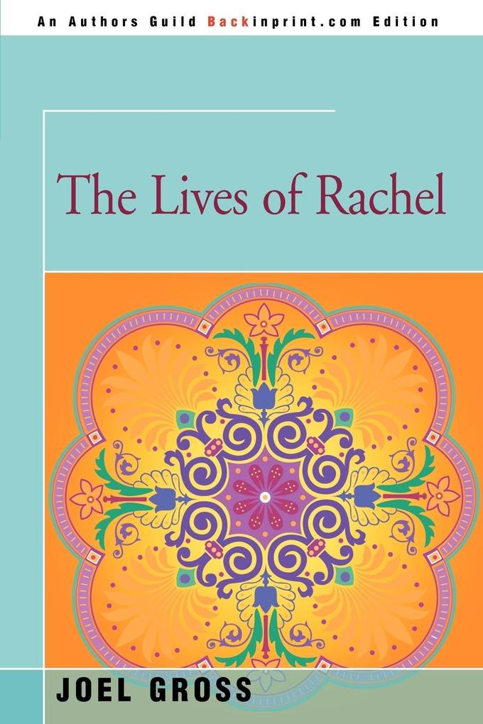 The Lives of Rachel als Taschenbuch