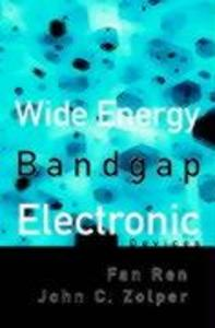 Wide Energy Bandgap Electronic Devices als Buch (gebunden)