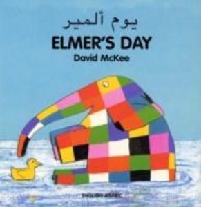 Elmer's Day (arabic-english) als Buch (kartoniert)