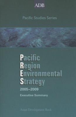 Pacific Region Environmental Strategy 2005-2009 Executive Summary als Taschenbuch