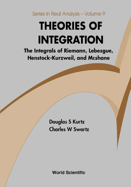 Theories of Integration als Buch (gebunden)