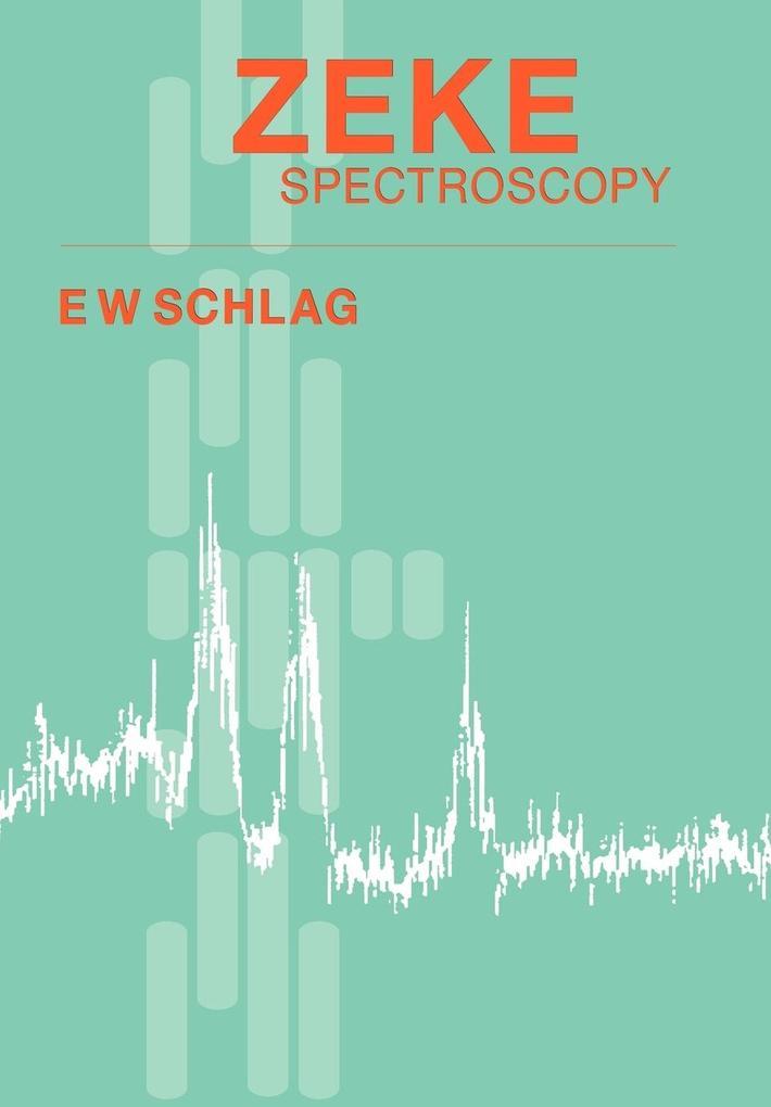 Zeke Spectroscopy als Taschenbuch