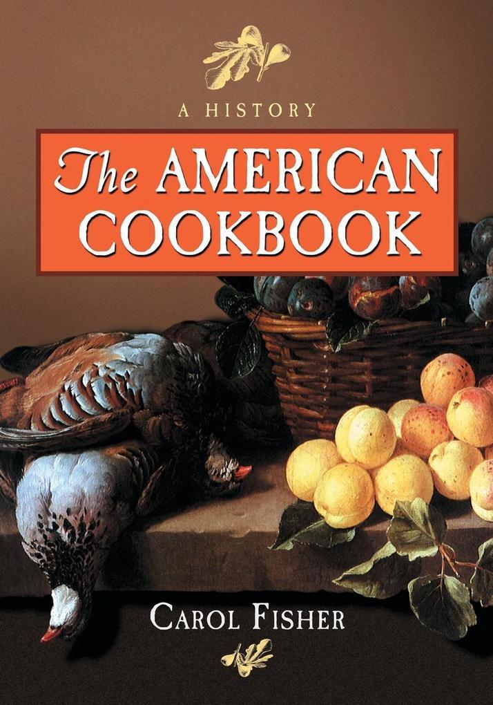 American Cookbook als Taschenbuch