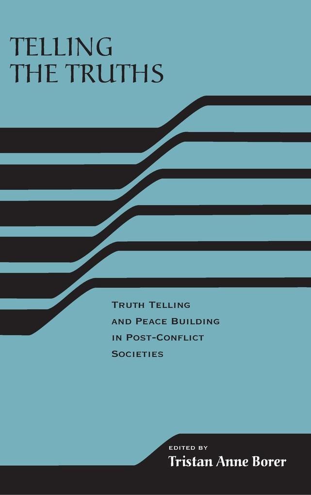 Telling the Truths als Buch (gebunden)