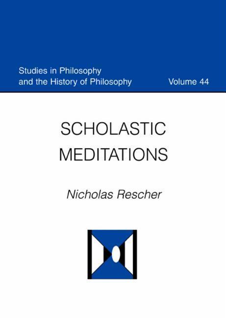 Scholastic Meditations als Buch (gebunden)