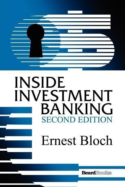 Inside Investment Banking, Second Edition als Taschenbuch