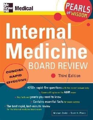 Internal Medicine Board Review: Pearls of Wisdom, Third Edition: Pearls of Wisdom als Taschenbuch