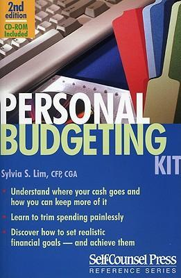 Personal Budgeting Kit [With CDROM] als Taschenbuch
