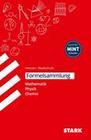 Formelsammlung Realschule - Mathemathik, Physik, Chemie Hessen