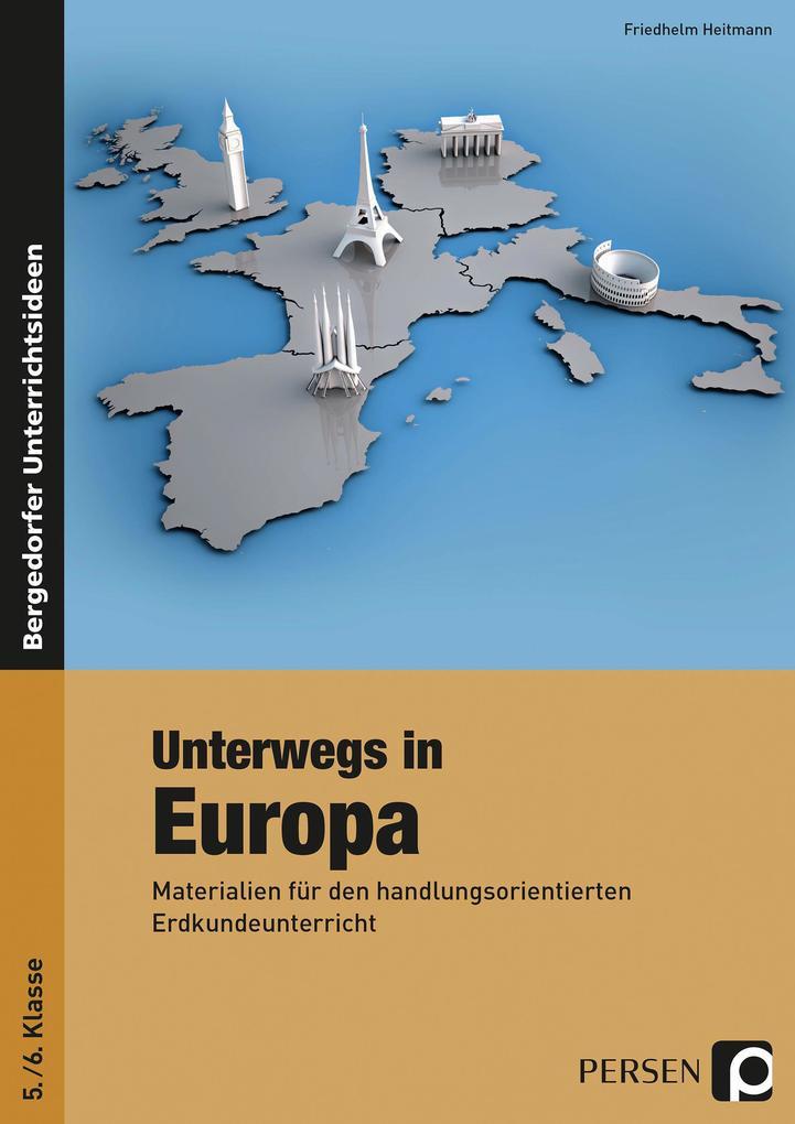 Unterwegs in Europa (5./6. Klasse) als Buch (kartoniert)