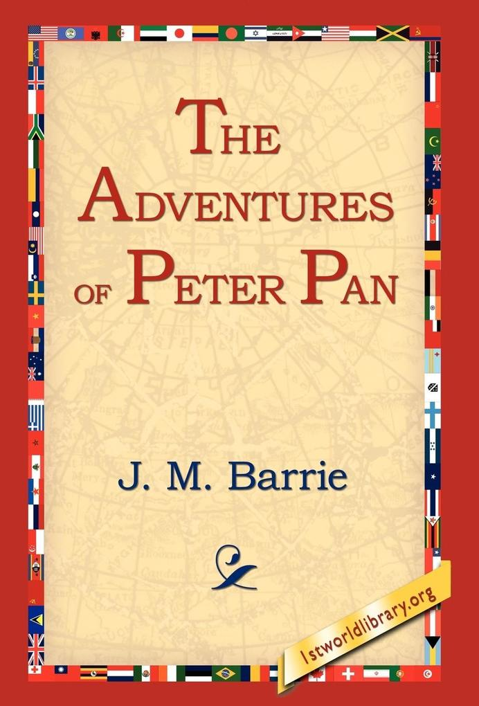 The Adventures of Peter Pan als Buch (gebunden)
