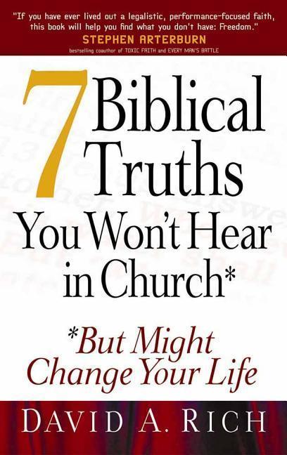 7 Biblical Truths You Won't Hear in Church: But Might Change Your Life als Taschenbuch