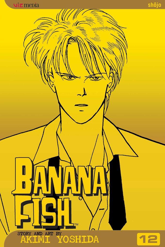 Banana Fish, Vol. 12 als Taschenbuch