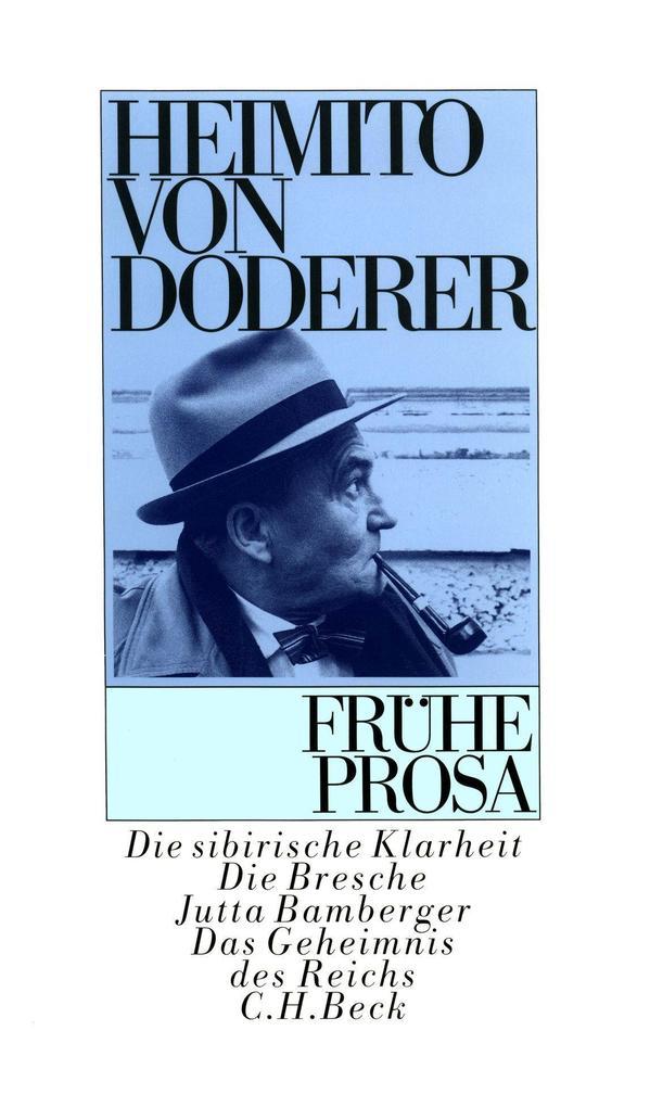 Frühe Prosa als Buch (gebunden)