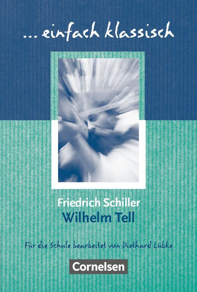 Wilhelm Tell als Buch (kartoniert)