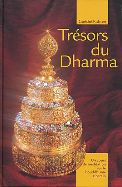 Trésors du Dharma als Buch (gebunden)
