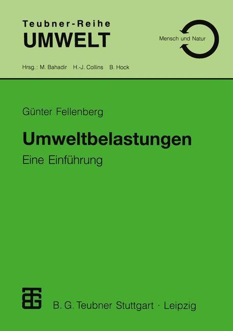 Umweltbelastungen als Buch (kartoniert)