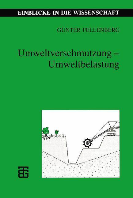 Umweltverschmutzung - Umweltbelastung als Buch (kartoniert)