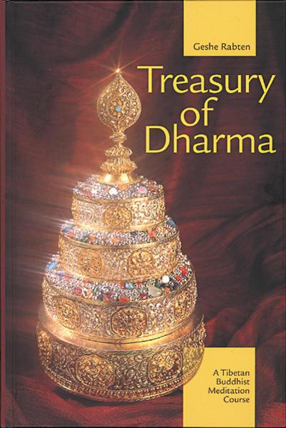 Treasury of Dharma als Buch (gebunden)