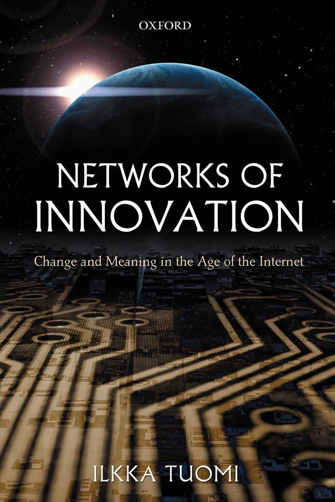 Networks of Innovation als Buch (kartoniert)