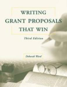 Writing Grant Proposals That Win als Buch (kartoniert)