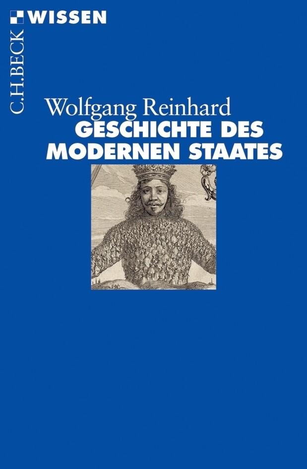 Geschichte des modernen Staates als Taschenbuch