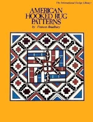 American Hooked Rug Patterns als Taschenbuch