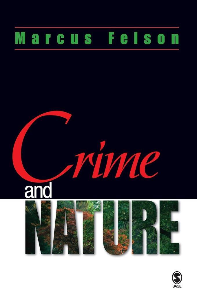 Crime and Nature als Taschenbuch