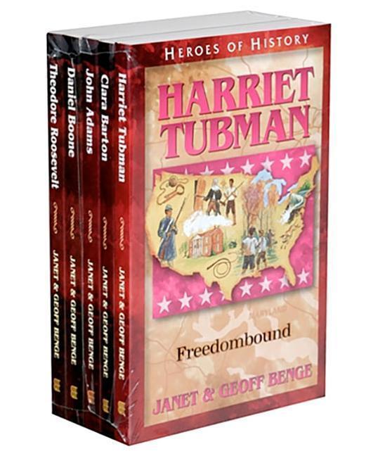 Hh - Heroes of History Set (6-10): Heroes of History als Buch (gebunden)