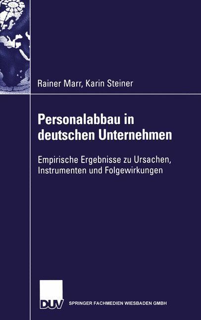 Personalabbau in deutschen Unternehmen als Buch (kartoniert)