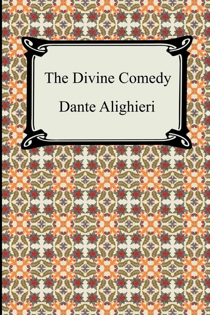 The Divine Comedy als Buch (kartoniert)