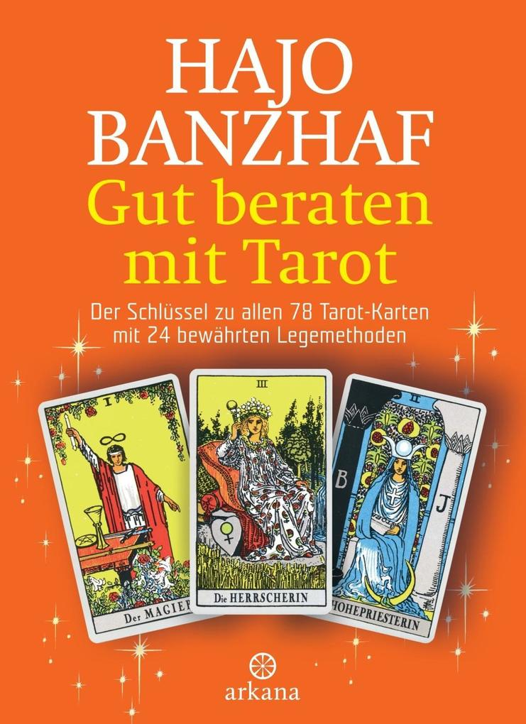 Gut beraten mit Tarot als Buch