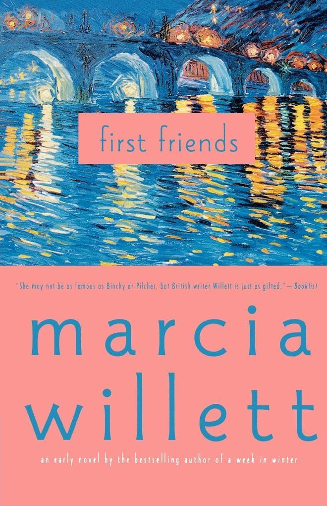 First Friends als Buch (kartoniert)