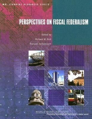 Perspectives on Fiscal Federalism als Taschenbuch
