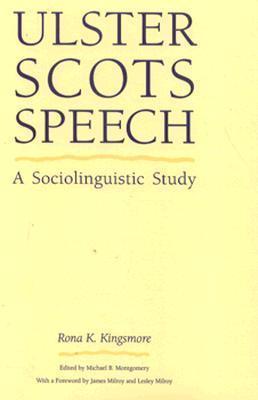 Ulster Scots Speech als Taschenbuch