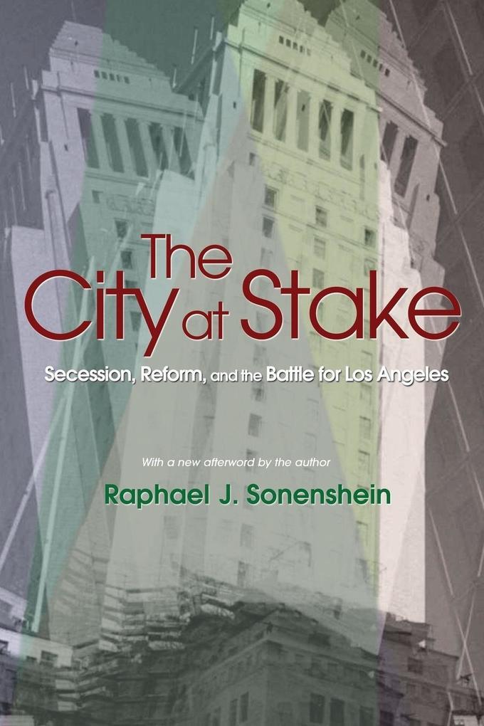 The City at Stake als Taschenbuch
